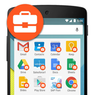 Tip of the Week: How to Differentiate Work and Personal Accounts on Android